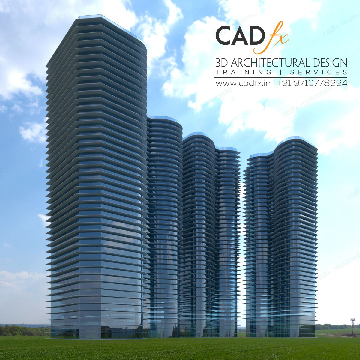 CADfx - Best Vray Training Institute | 3D Visualisation ...