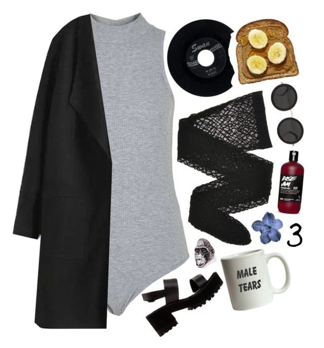 """3. Terk {Favorite Sidekick} DisneyBound 30 Day Challenge"" by brownie-bliss-ala-mode-kitten ❤ liked on Polyvore featuring Wolford, Topshop, River Island, CHESTERFIELD and The Row"