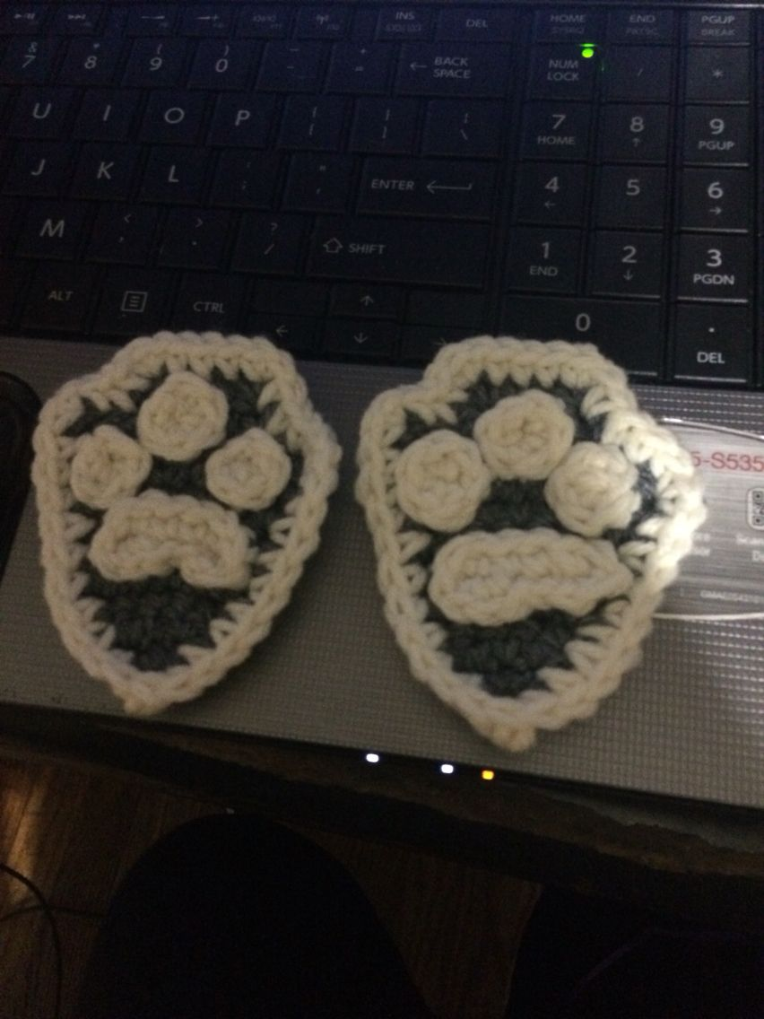 Paw Patrol Badge Crochet Pattern | Pinterest | Häkeln ideen, Hunde ...