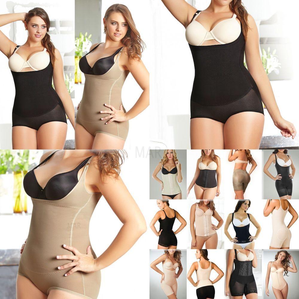 fajas reductoras para mujeres gordas