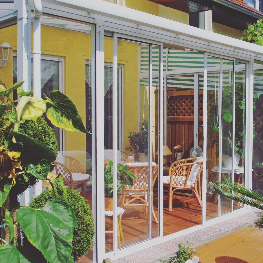 Betterliving fabric shades marketing patio cover recent posts sunrooms - Palramappswe Just Received These Beautiful Photos Of The San Remo Veranda Looks Very Cozy