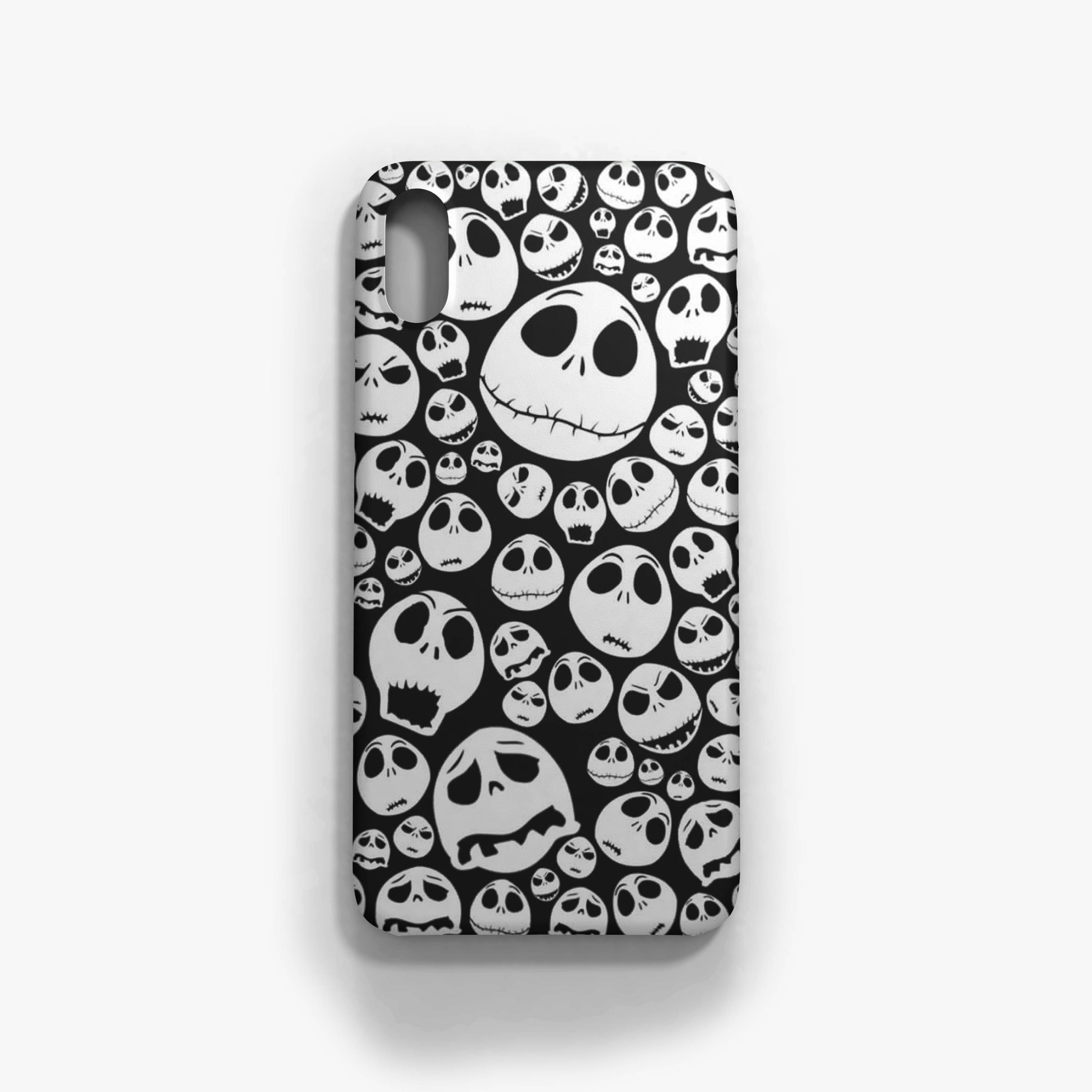The Nightmare Before Christmas case iPhone X, iPhone 8/8Plus, iPhone ...