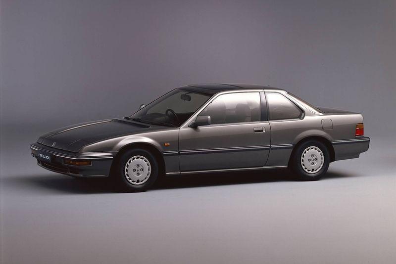 1988 Honda Prelude replaced my 1984 Dodge Daytona Turbo Z
