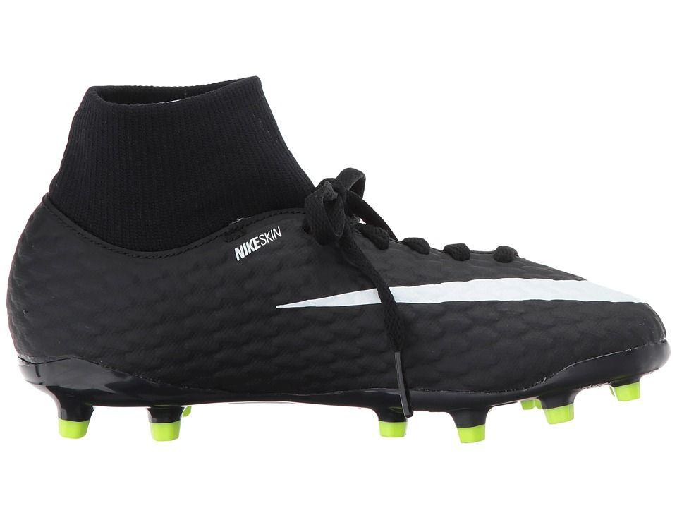 more photos 46e6a ac841 Nike Kids Hypervenom Phelon III Dynamic Fit Firm Ground Football Boot  (Little Kid Big