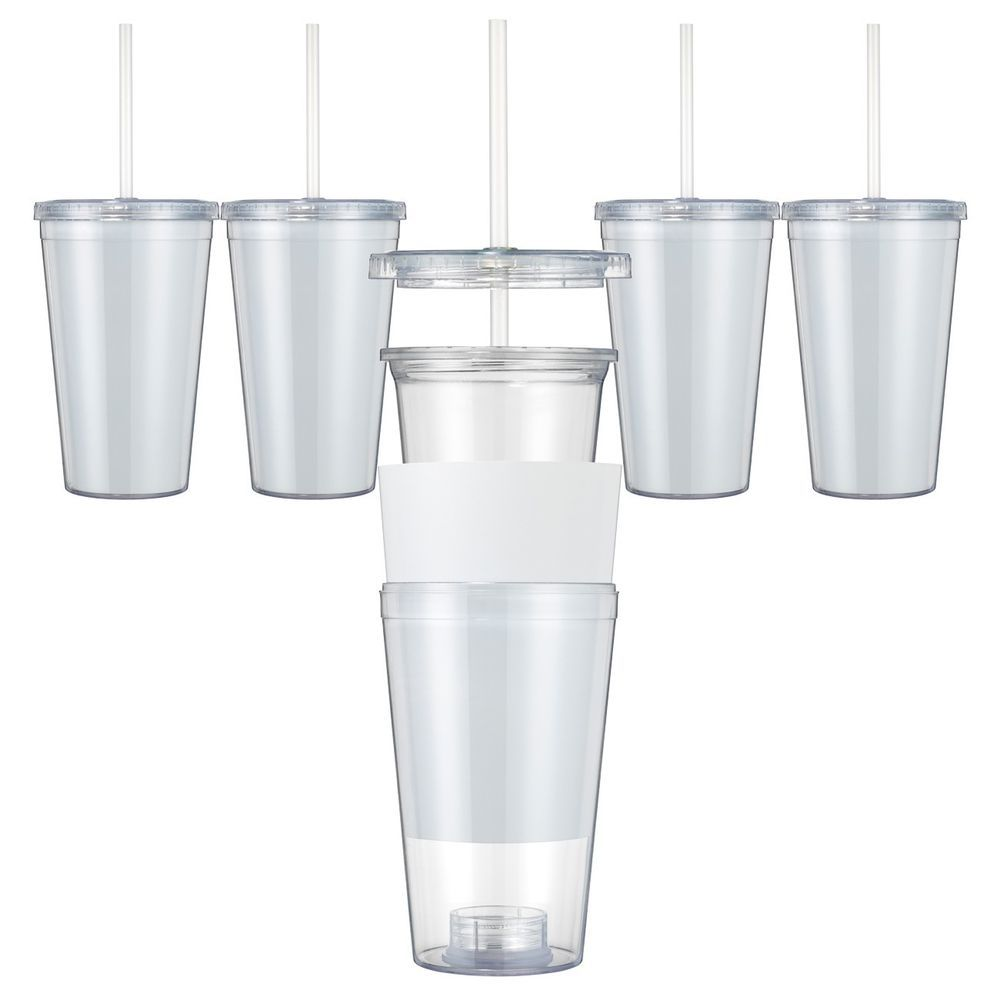 Details about Insulated Travel Tumblers 32 oz Double Wall