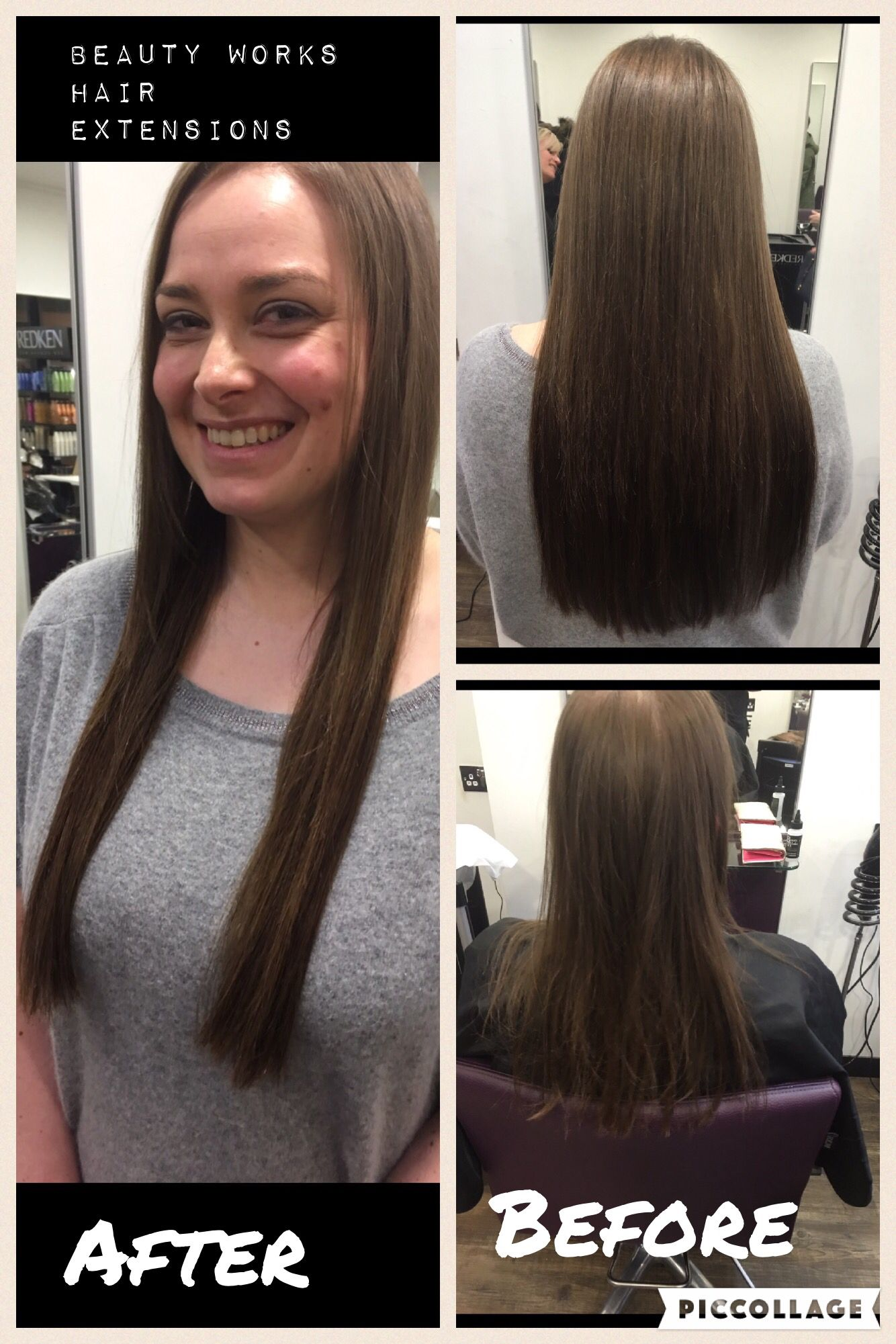 Beauty Works Hair Extensions For Length And Thickness Hair I Have