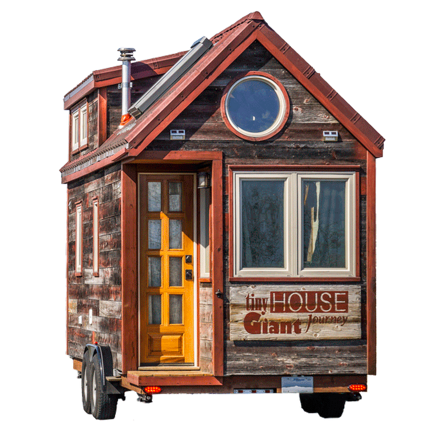 Therubyz Tiny House Tiny House On Wheels Tumbleweed