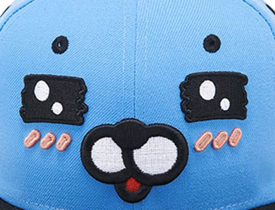 Kakao & Friends Neo 9Fifty Snapback Cap by KAKAO x NEW ERA