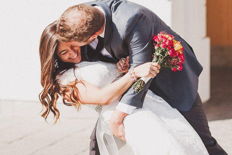 Boise Mormon Temple Wedding Photo 008