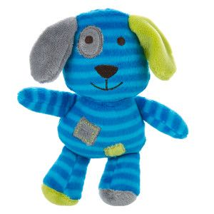 Top Paw Puppy Patch Puppy Toy Plush Squeaker Toys Petsmart