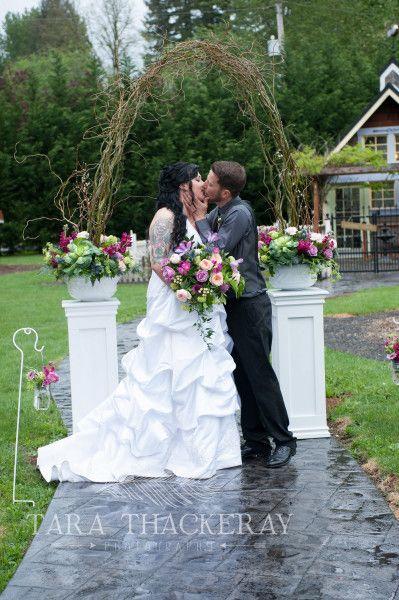 Wedding at the Country Garden Estates in Yacolt, WA near ...