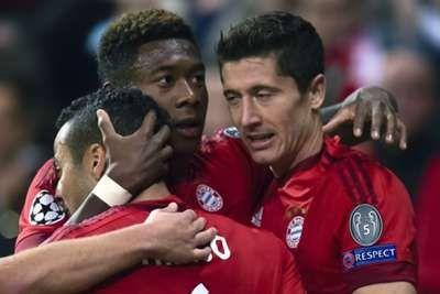 D Zagreb 0 1 Bayern Munich Lewandoski S Goal In 61 Bayern Munich Berita Eropa