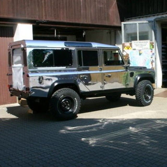 Pin By Oky Gaol On Land Rover DEFENDER