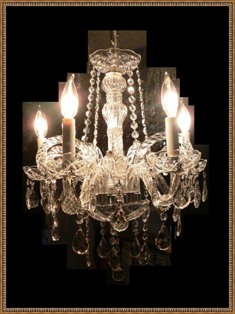 European crystal chandelier European crystal chandelier