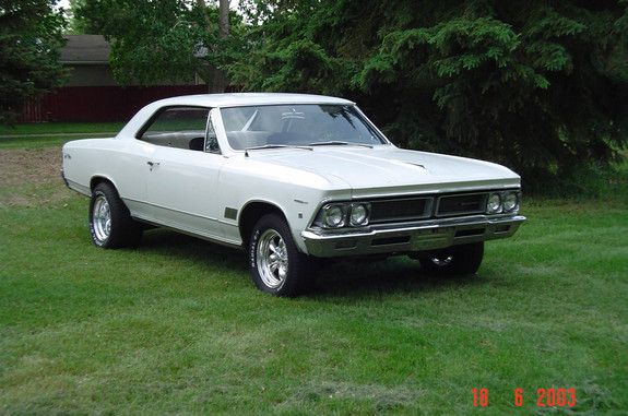 1966 Beaumont Sport Deluxe (Canadian Chevelle) | Dream ...