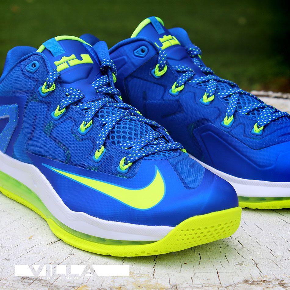 Nike LeBron XI 11 Low Sprite (4)