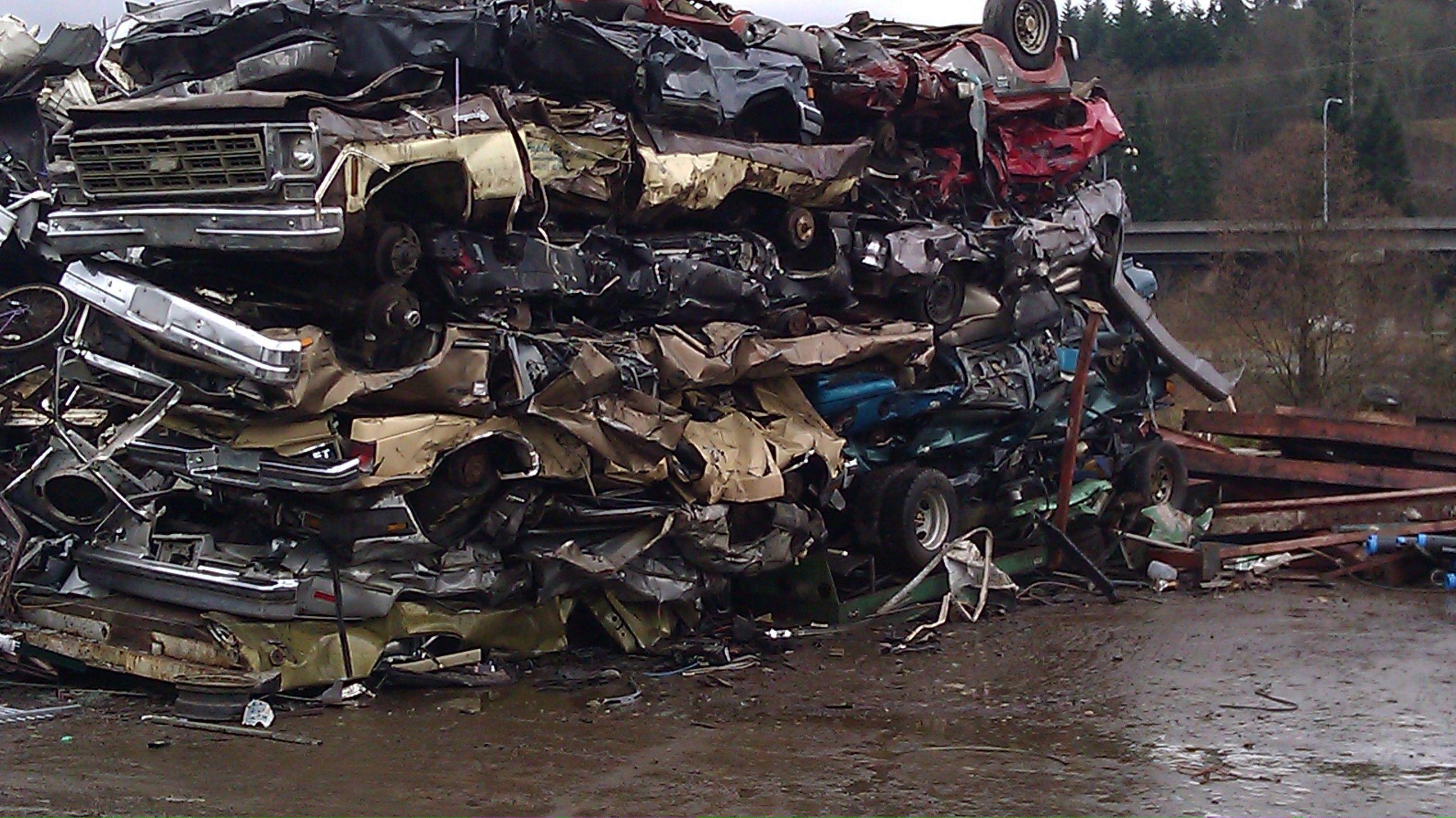 brampton scrap yard in 2020 Free towing, Scrap car, Brampton