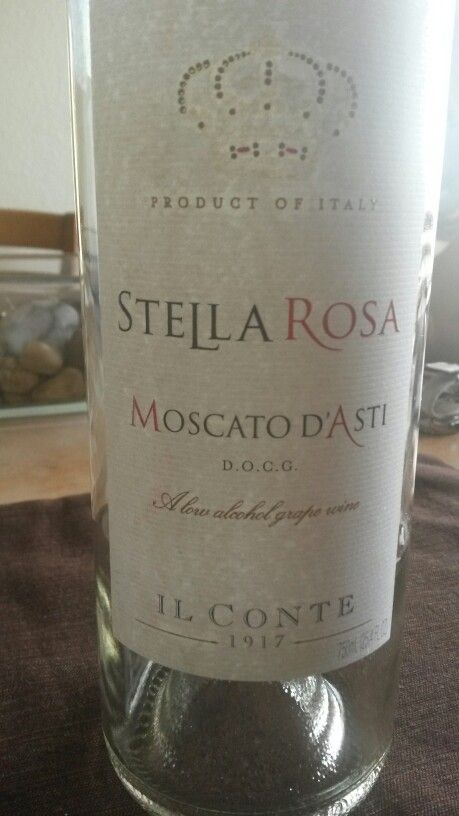 Stella Rosa Great Desert Wine But I Drink All The Time Also Great