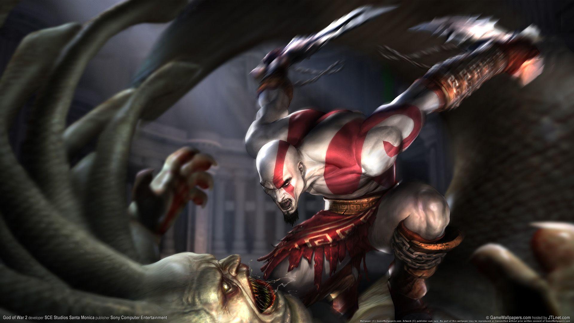God Of War 2 1080p 4225085 1920x1080 All For Desktop