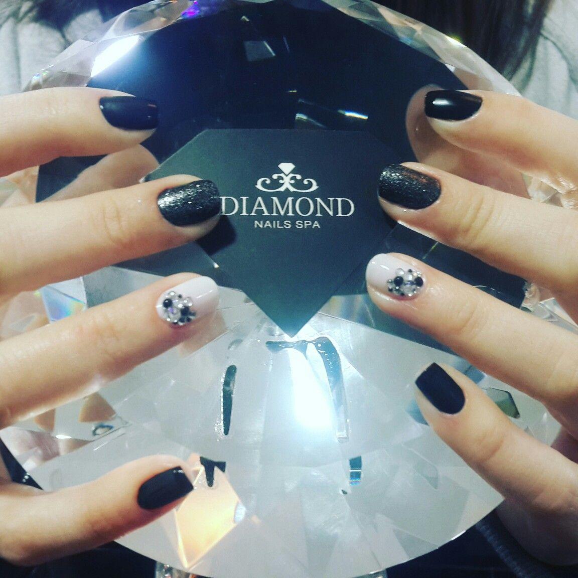 DiamondNailsSpa #unhasdecoradas @alinekaren13 | Nails Diamond ...
