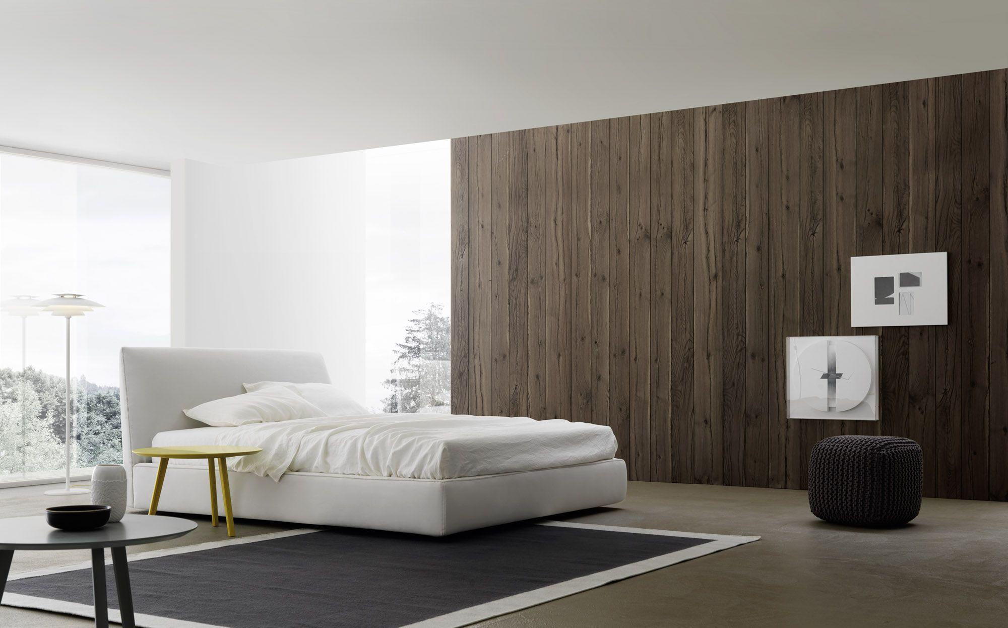 Italien Schlafzimmer ~ Modernes schlafzimmer von livitalia mit schwebendem bett und