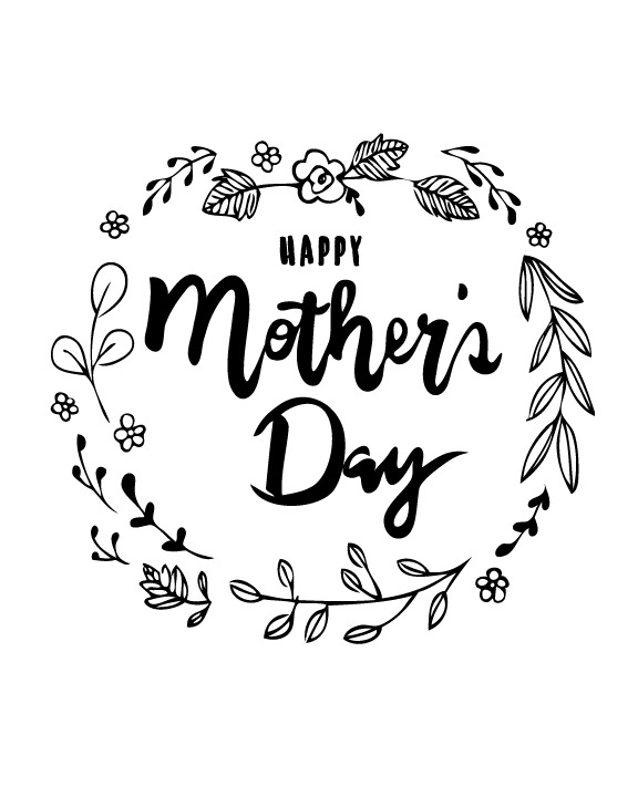 Diy Happy Mother S Day Card Colouring Printable Ting And Things Happy Mother S Day Card Diy Happy Mother S Day Mother S Day Printables