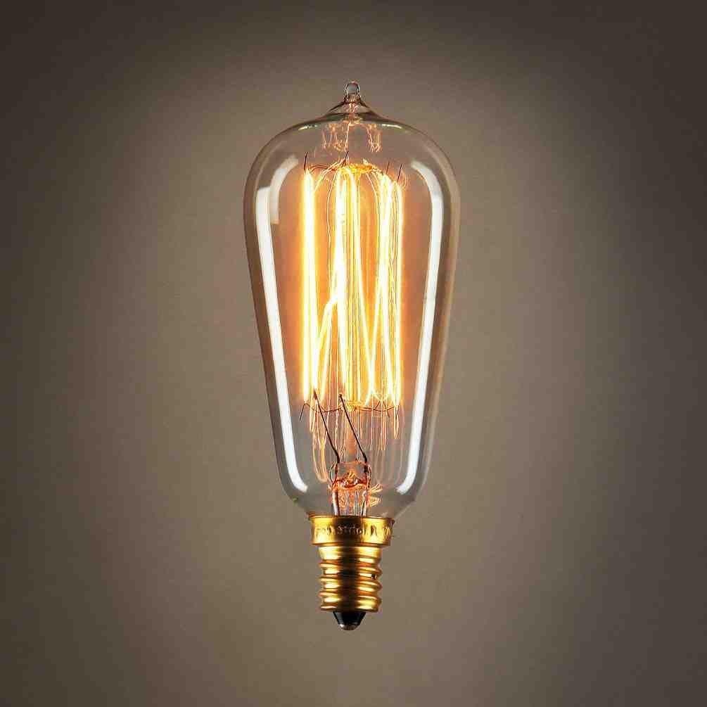 Candelabra Edison Bulbs Candelabra Bulbs Vintage Light Bulbs Edison Light Bulbs
