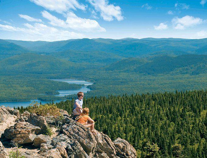 Mount Carleton Provincial Park Trip Canada Road Trip Canadian