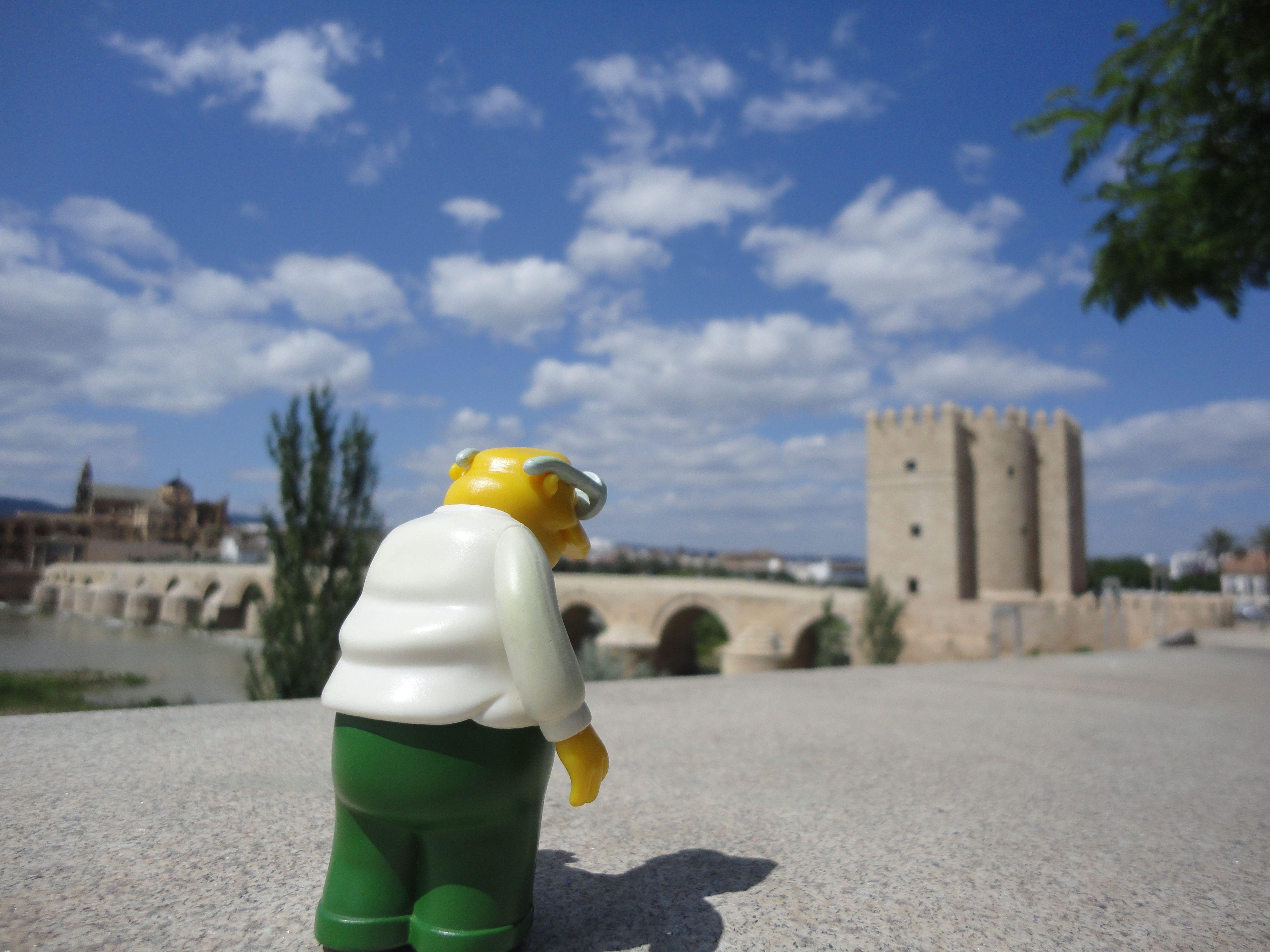 Puente y torre de Calahorra, Córdoba