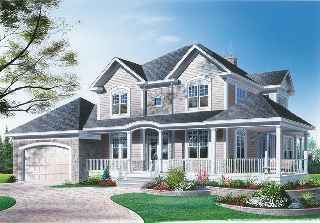 UltimatePlans.com : Home Plans - House Plans & Home Floor Plans - Find your dream house plan from the nation's finest home plan architects &...