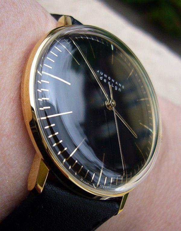 Junghans Max Bill Uhrforum Mit Bildern Junghans Uhren