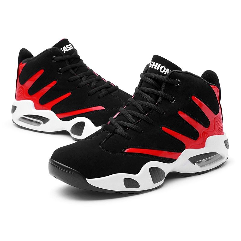 8ce05a2cf900e Explosion Lightweight Basketball Shoes, PU Soles And Leather Upper Basketball  Shoes