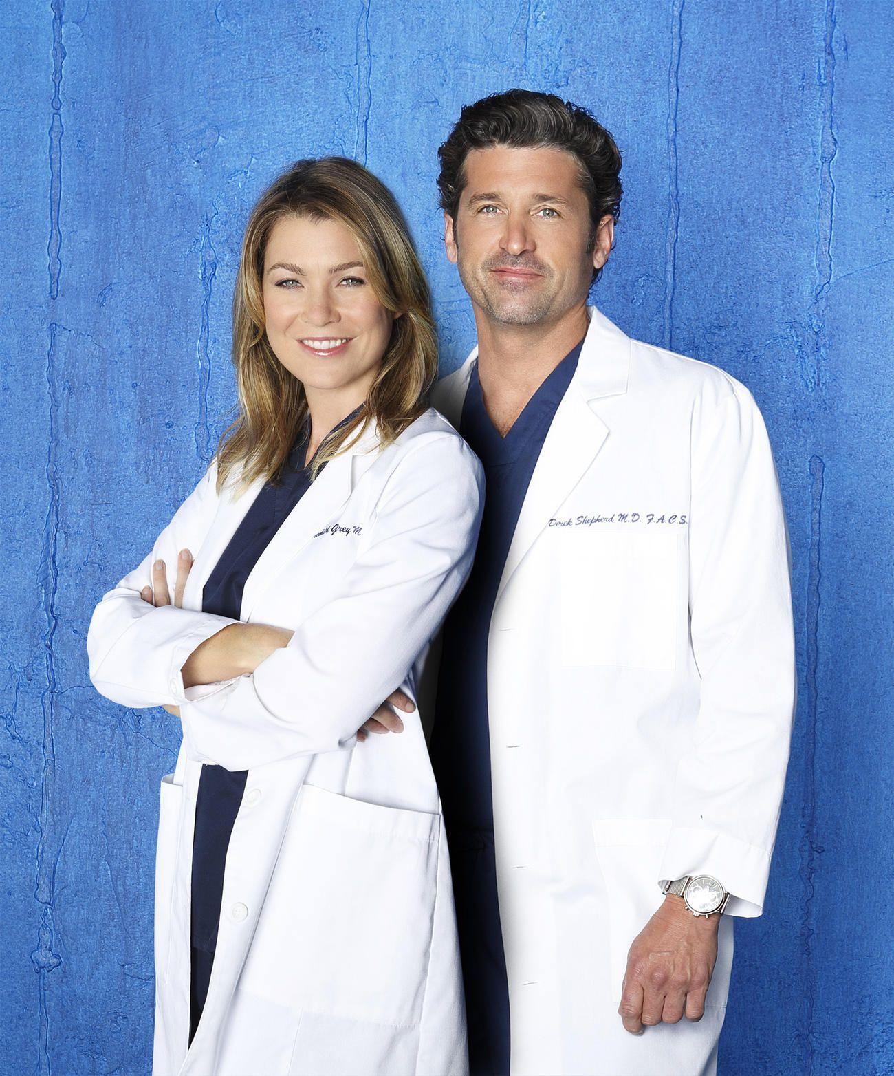 Grey\'s Anatomy: 13 Reasons Derek Shepherd Made Us Swoon   Derek ...