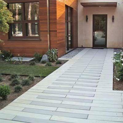 Modern Pavers Modular Concrete Driveway Paver