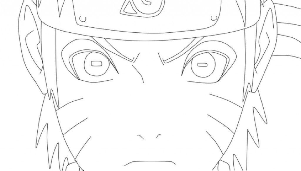 Naruto Sage Mode Coloring Pages Anime Naruto Sage Naruto