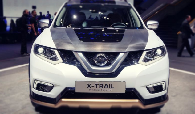 2020 Nissan X Trail Release Date Specs Redesign Nissan New Suv New Cars