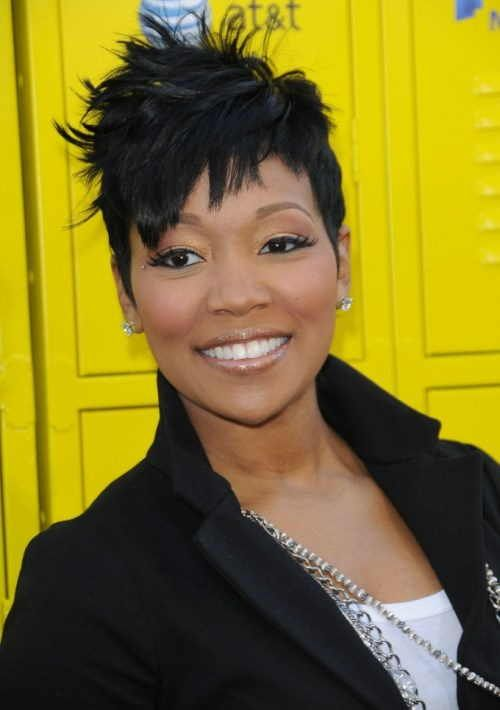 nice Design Ideas Short Hairstyles Black Ladies