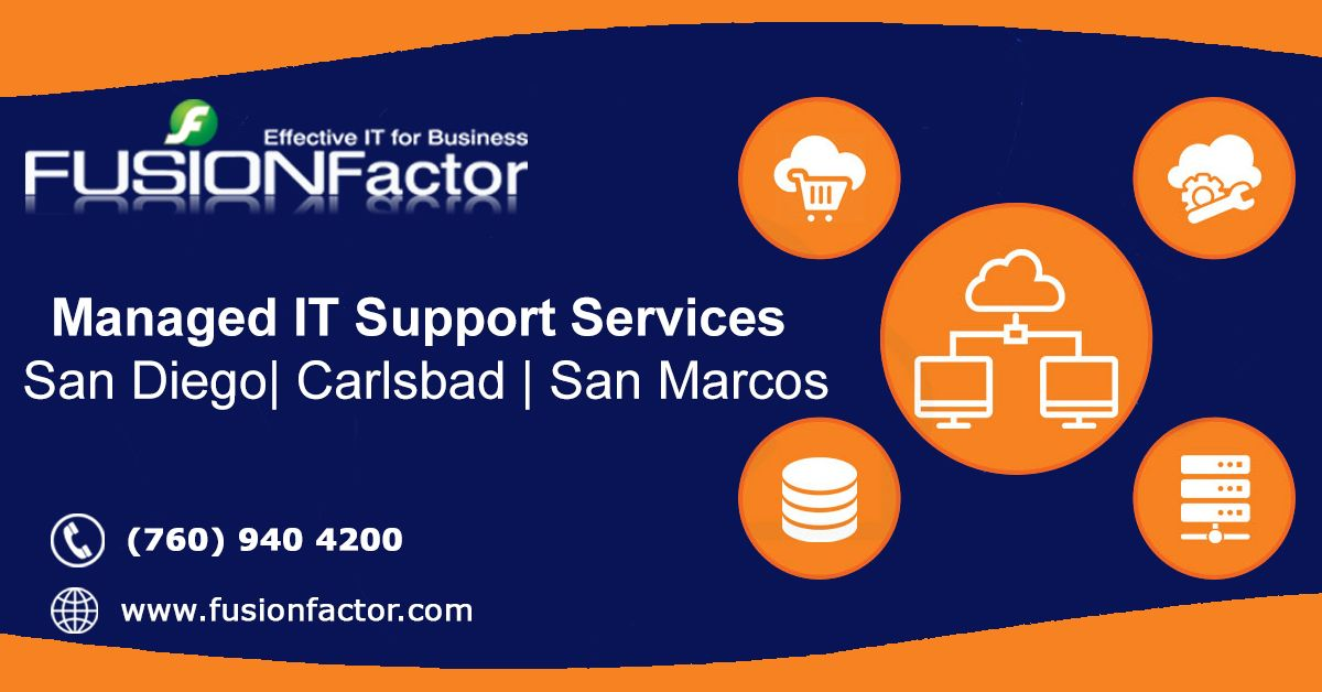 Managed it services in san diego carlsbad san marcos