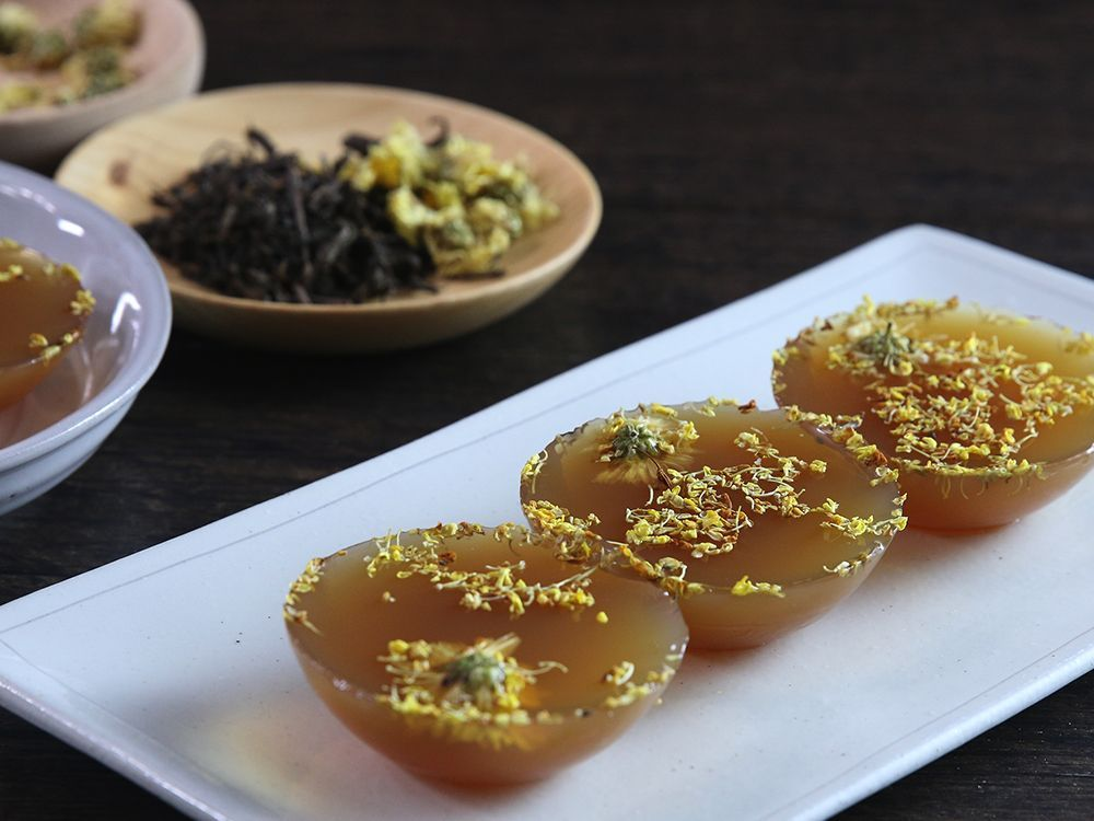 Honey chrysanthemum pu erh tea jelly foood 3 pinterest pu erh daydaycook is the hottest new culinary website across asia offering step by step instructions and videos on how to cook chinese food recipes forumfinder Image collections