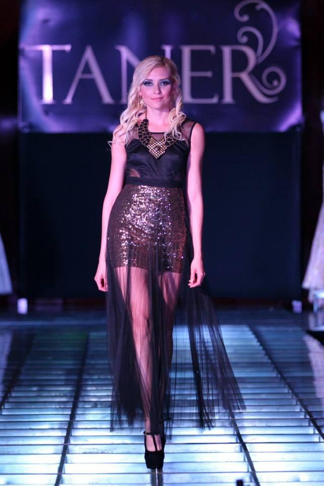 Taner Collection Vestido Cortilargo | Vestidos de Fiesta en ...