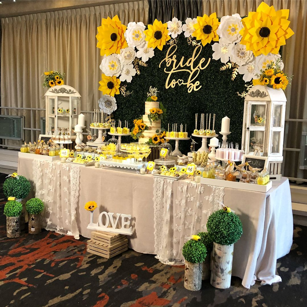 Best 12 Bridal shower for a beautiful bride to be at