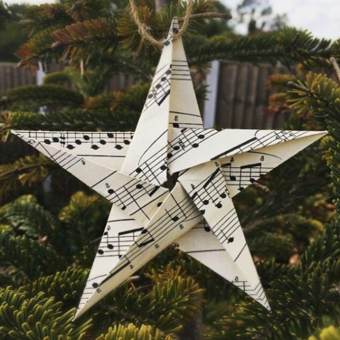▷ 1001+ Ideen zum Weihnachtssterne Basteln zum Erstaunen