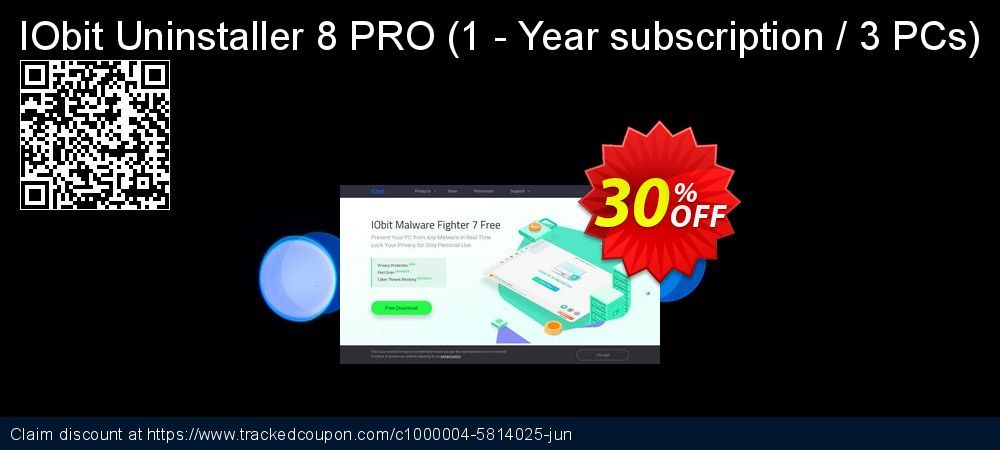 32 Off Iobit Uninstaller 9 Pro 3 Pc Promo Coupon Code On April Fool S Day Offering Discount March 2020 Coding Discount Codes Coupon Coupon Codes