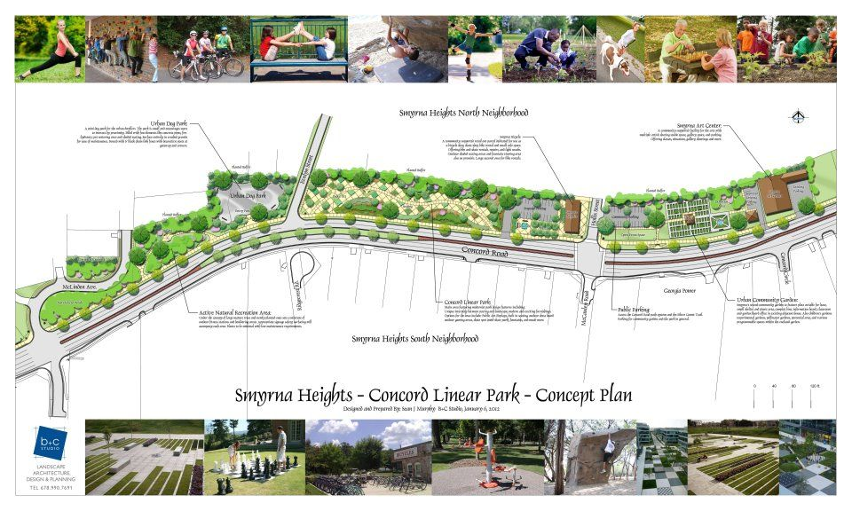 Related keywords suggestions for linear park design for Mountain designs garden city