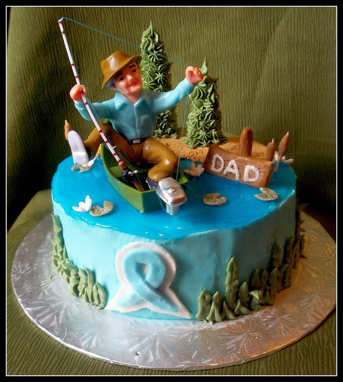 Related Image Cakes Fish Cake Birthday Birthday Cakes