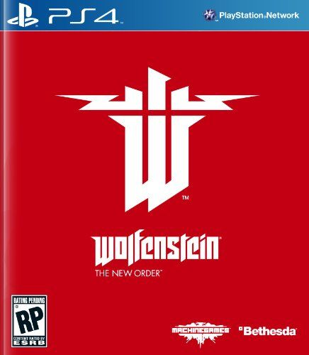 nice New Ps4 Games   Wolfenstein: The New Order - PlayStation 4