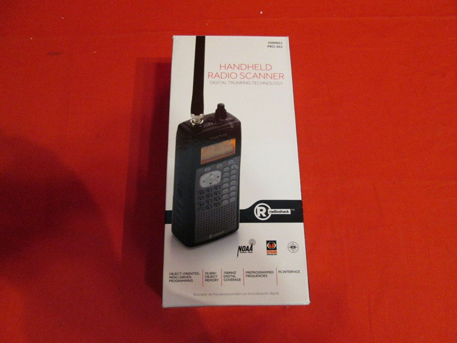 PRO651 Handheld Radio Scanner ** Read more reviews of the