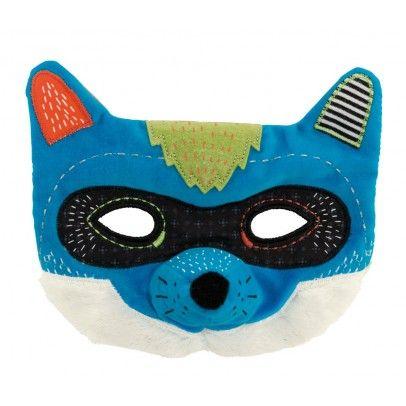 Maske Filou der Wolf  Moulin Roty