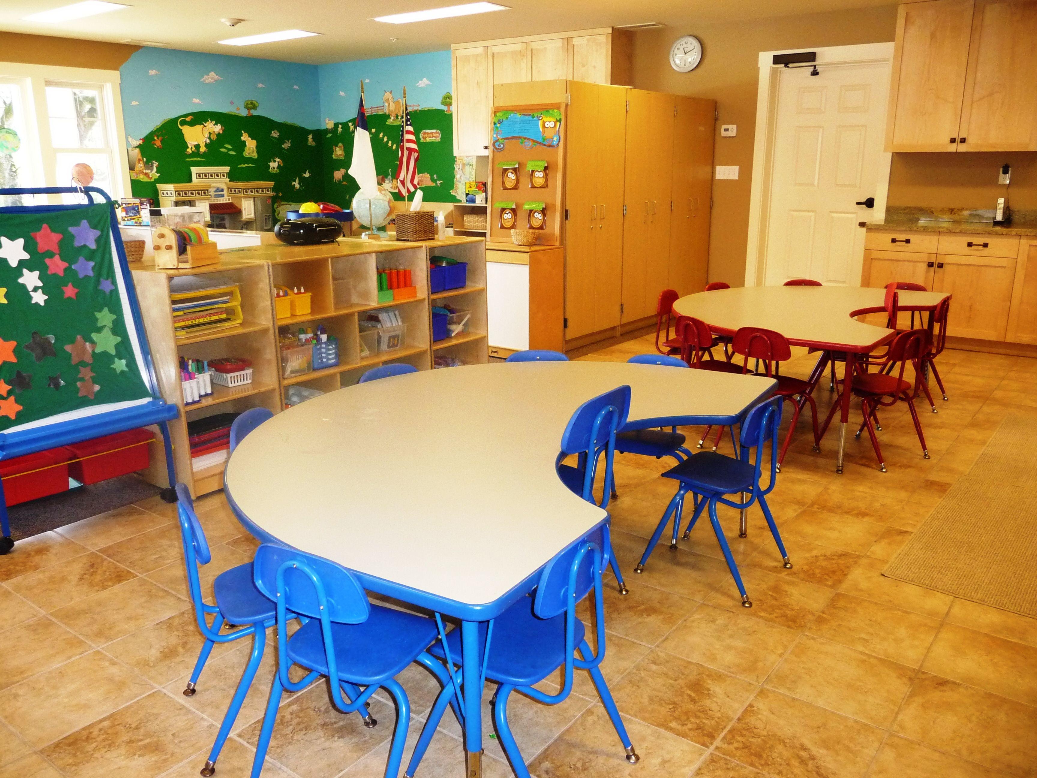 Colourful Classroom