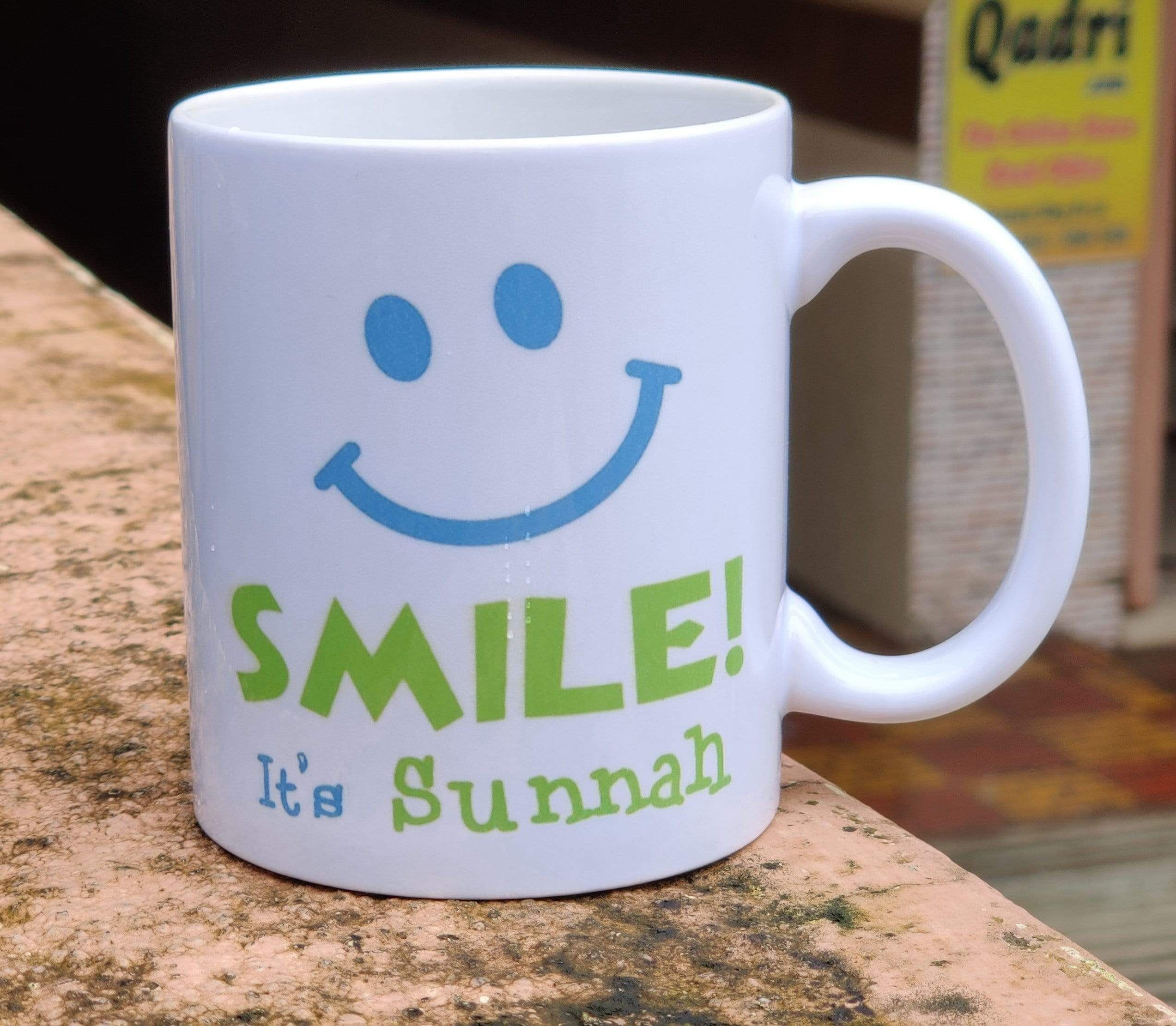 Smile Its Sunnah Islamic Tea Coffee Mug (With images